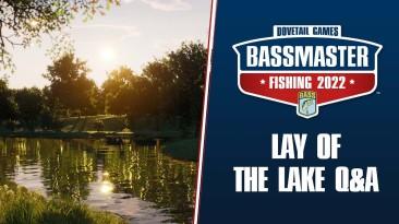 В новом видео от разработчиков Bassmaster Fishing 2022 показали геймплей