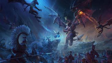 В Total War: Warhammer 3 будет самая огромная карта