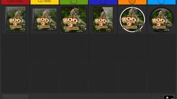"Zoo Tycoon 2: Dino Danger Pack ""Иконки (ArtGamer)"""