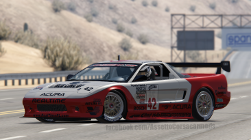 "Assetto Corsa ""2004 Acura NSX SCCA for AC v1.13"""