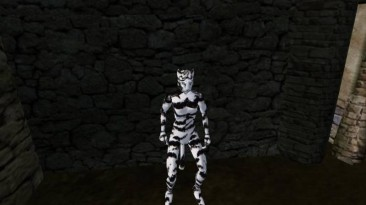 "Morrowind ""Раса снежных тигров"""