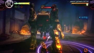 Yaiba: Ninja Gaiden Z Игро-клип