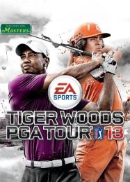 Обложка игры Tiger Woods PGA Tour 13