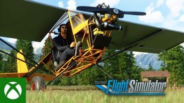 Microsoft Flight Simulator получила первый официальный платный DLC от Microsoft