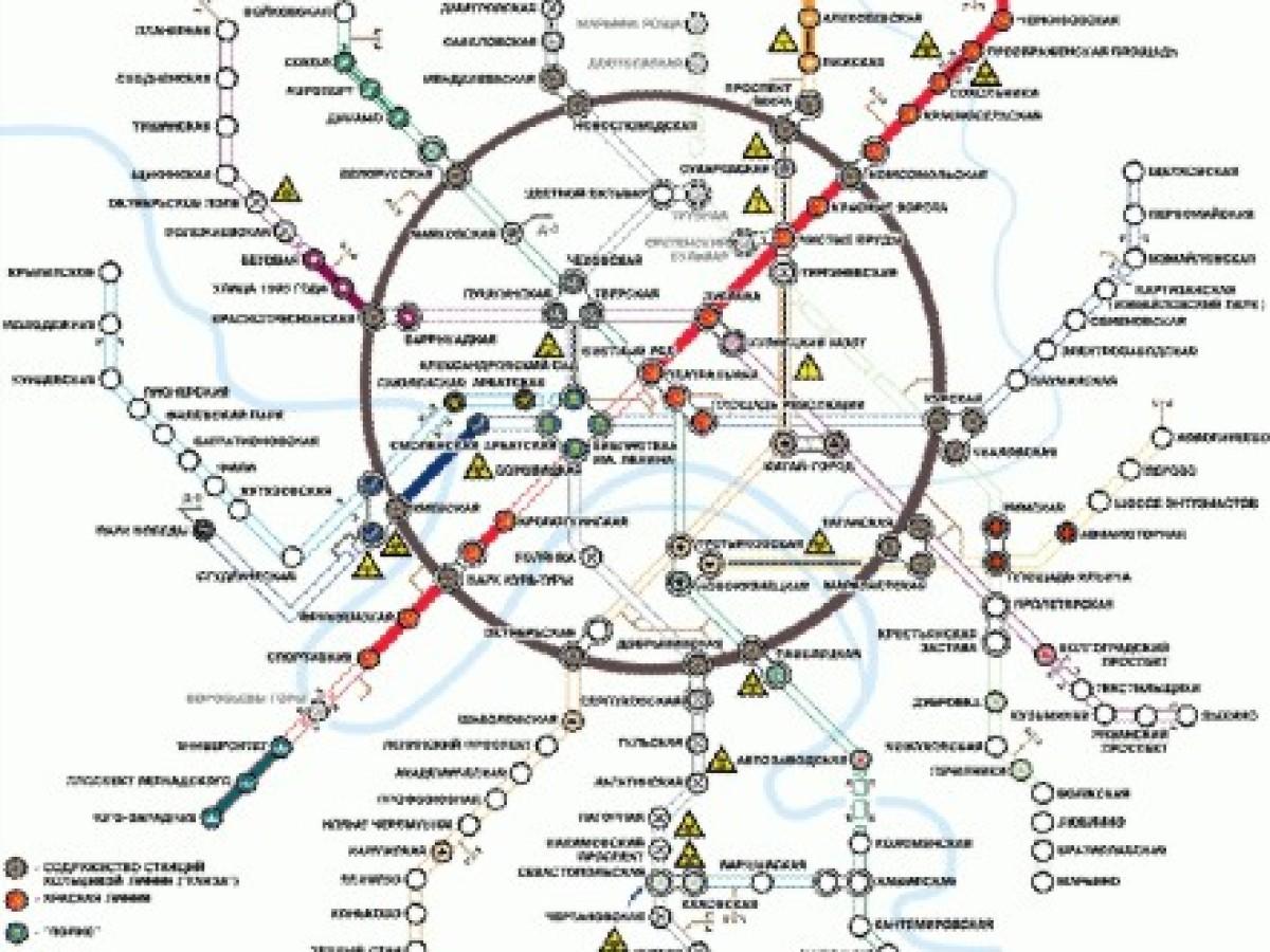 играть метро 2033 карта
