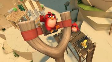 Angry Birds AR выйдет на iPhone этой весной