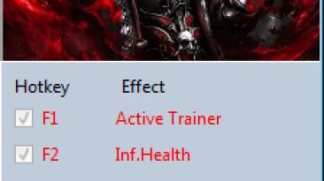 Castlevania ~ Lords of Shadow 2: Трейнер/Trainer (+5) [1.0] {MrAntiFun}