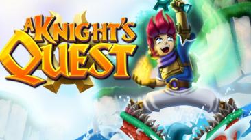 Knight's Quest выйдет на Switch этой осенью