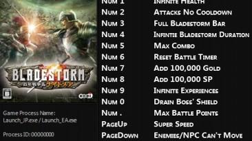 Bladestorm: Nightmare: Трейнер/Trainer (+14) [1.0] {FLiNG}