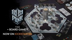 Началась кампания на Kickstarter для Frostpunk: The Board Game