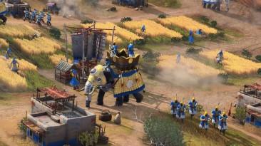 Age of Empires IV стала доступна для предзаказа в Steam