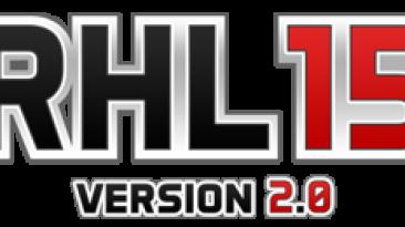 """NHL 09 """"Модификация РХЛ 15 (v2.0)"""""""