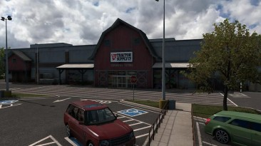 "American Truck Simulator ""Проект реальных компаний v1.0 (1.40.x)"""