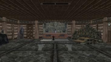 "Elder Scrolls 5: Skyrim ""Комната коллекционера 2.0"""