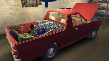 "My Summer Car ""Мод на Пикап (Tangerine FZ-120 Pickup)"""