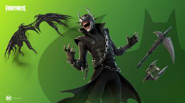 Бэтмен, который смеётся, появится в Fortnite
