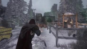 Лот Линден - компаньон.(Fallout: Frontier)