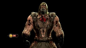 "Mortal Kombat ""Tremor mkx(mesh swap)"""