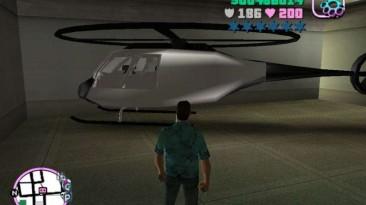 "Grand Theft Auto: Vice City ""Custom Heli"""