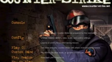 Counter-Strike 1.0 исполнилось 20 лет