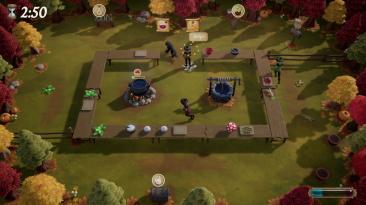 Опубликован игровой процесс игры для вечеринок Witchtastic