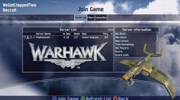 """Шутер Warhawk """"воскрес из мертвых"""""""