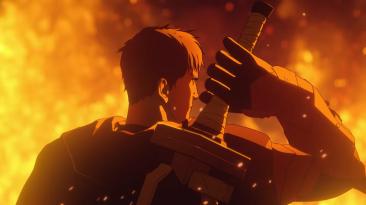 """Вышел атмосферный тизер второго сезона аниме-сериала """"DOTA: Кровь дракона"""""""