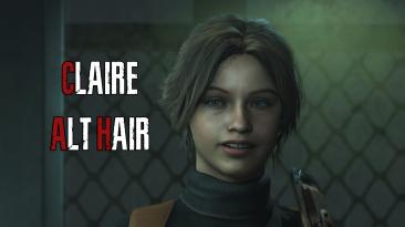 """Resident Evil 2 """"Новая прическа для Клэр"""""""
