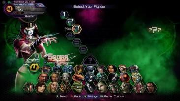 Эволюция выбор персонажей в Killer Instinct 1994-2016
