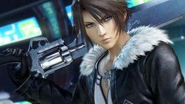 За кулисами Final Fantasy VIII