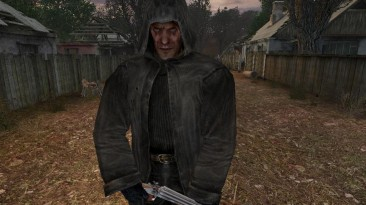 "S.T.A.L.K.E.R.: Shadow of Chernobyl ""Старые модели греховцев"""
