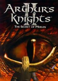 Обложка игры Arthur's Knights 2: The Secret of Merlin