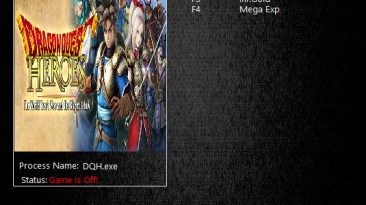 Dragon Quest Heroes Slime Edition: Трейнер/Trainer (+4) [1.0] {MrAntiFun}