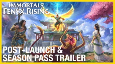 Ubisoft рассказала о пост-релизной поддержке Immortals Fenyx Rising