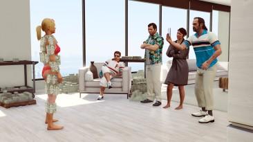 Grand Theft Auto 5 (GTA V): Чит-Мод/Cheat-Mode (Menyoo PC [Single-player trainer mod] v1.4.0)