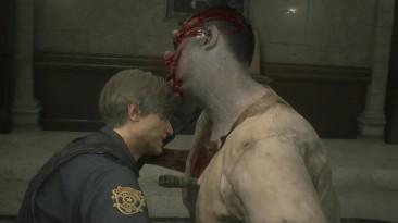 Как я играл в Resident Evil 2 Remake (смешная нарезка)