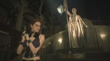 """Resident Evil 2 """"Jill Valentine - Moto Hottie"""""""