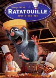 Обложка игры Ratatouille