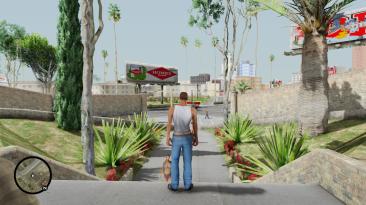 """Grand Theft Auto: San Andreas """"Красивый ENB для слабых PC (Обновлено)"""""""