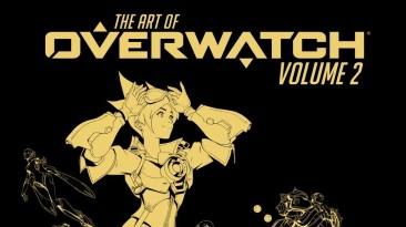 "Overwatch: Артбук ""The Art of Overwatch. Volume 2"" выйдет 15 октября"