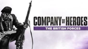 Company of Heroes 2: The British Forces - Войска: Танк Черчилль