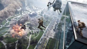 На следующей неделе начнется технический тест Battlefield 2042