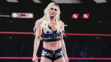 "WWE 2K19 ""Charlotte Flair NXT Takeover (In Your House) MOD"""