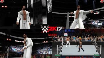 """WWE 2K17 """"Seth Rollins WrestleMania 36 Attire WWE 2K19 Port MOD"""""""
