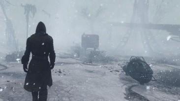 Морозы и метели задержали выход обновления для Fallout 76