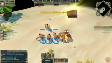 Age of Empires Online. Стенка на стенку