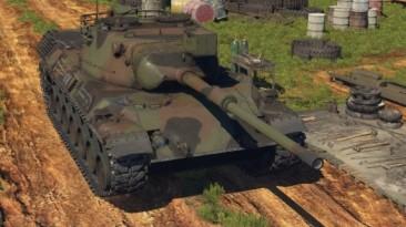 """War Thunder """"Leopard 1 camo"""""""