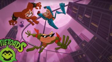 """""""Возвращать жаб - это тяжело"""": Авторы перезапуска Battletoads рассказали, благодаря чему игра появилась на свет"""