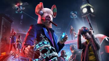 """Watch Dogs Legion """"E3 2019 - Бонусный контент"""""""