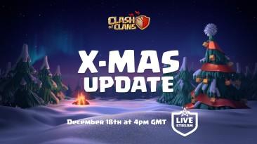 Для Clash of Clans вышло крупное рождественское обновление